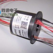 胜途电子供应风力发电扇叶打磨滑环 扇叶打磨机滑环 上海打磨机滑环批发