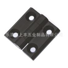 CL226-2H黑色锌合金铰链 合页 电柜铰链 CL236-2黑色方形合页批发