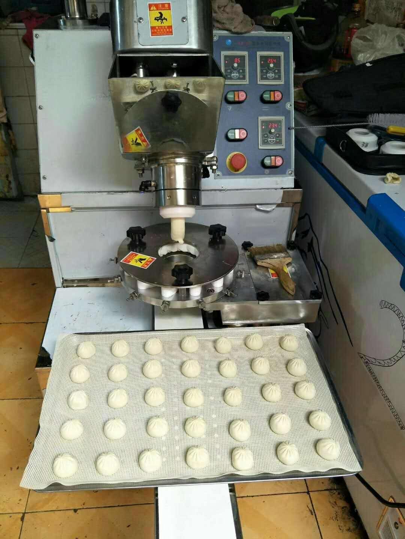 XZ-86全自动包子机 速冻工艺仿手工包子机 早餐包子铺供应包子机