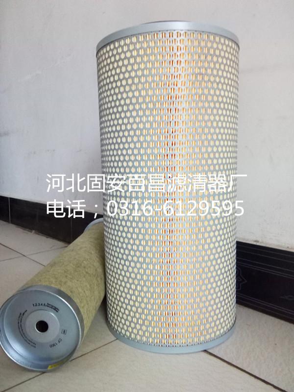 供应陕建 8620摊铺机空气滤芯