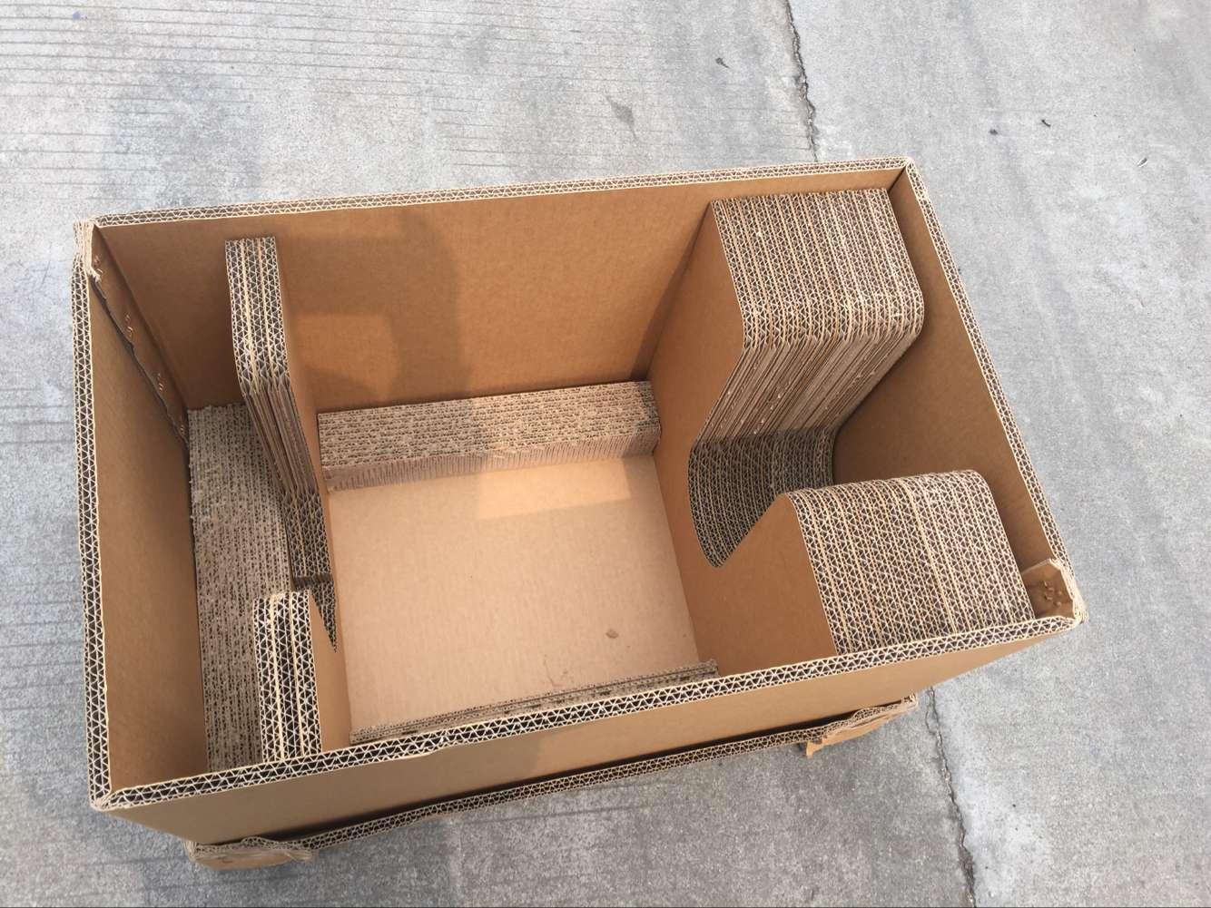 苏州AA440美卡纸箱重型纸箱