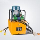 电磁阀换向双回路电动泵厂家直销 双回路电动泵供应商 双回路电动泵批发价格图片 BRM-300D2双回路电动泵