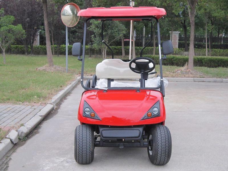 鑫跃4座电动观光车XY-C2+2销售
