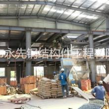 出口塞内加尔钢结构厂房|钢结构批发