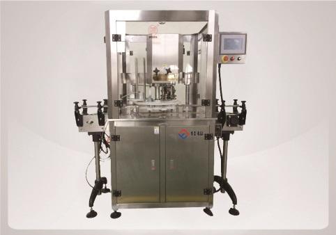 100G1型高速全自动封罐机 佳福自动化包装