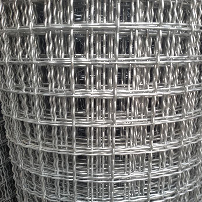 白钢轧花网厂家 批发白钢轧花网  宽幅白钢轧花网 养猪白钢轧花网