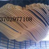 木纹铝合金弧形吊顶