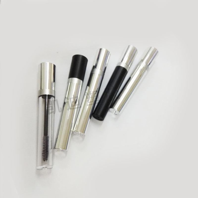 长瓶睫毛管厂家直供E017锥形睫毛膏容器