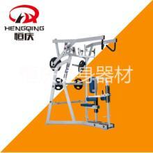 高拉背训练器运动商用室内力量健身 健身房专用器材 背肌训练器械批发