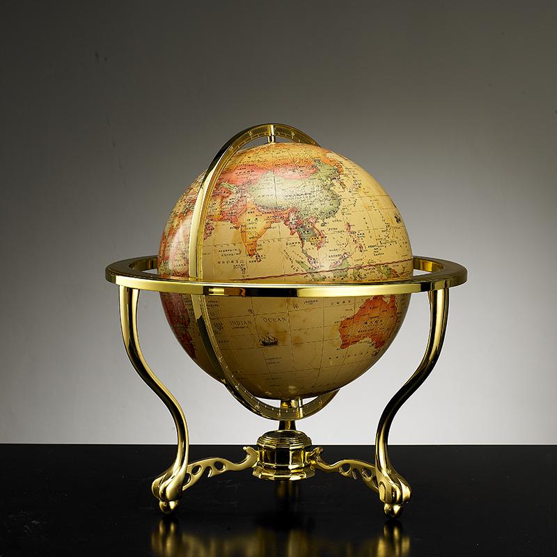 初一手工地球仪怎么做步骤