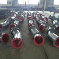 脱硫系统专用耐磨管道、脱硫系统专用耐磨管道生产厂家