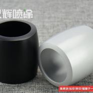 东莞美发器材外壳移印丝印喷油UV图片