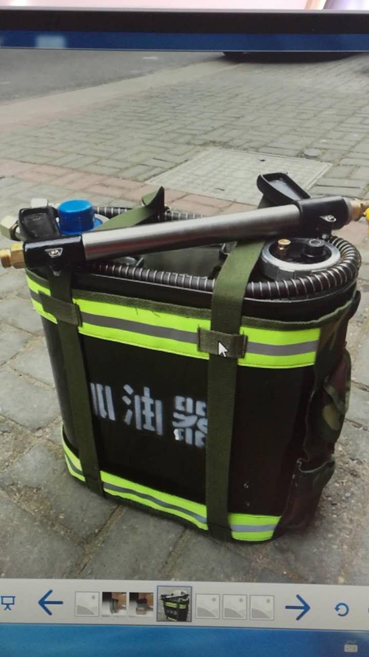 森林消防扑火工具器材  林晟背负式加油器  背油桶  背油器