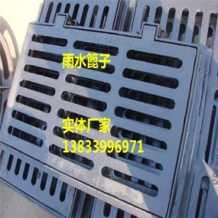 铸铁雨水篦子450*750*30图片