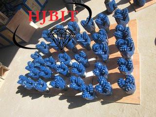 恒基三牙轮镶齿钻头钢齿钻头9 1/2尺寸IADC537价格