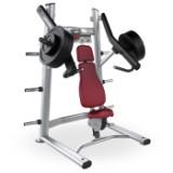Chest Press 竞乐美上斜推胸训练器 上斜推胸超上斜推胸坐姿推胸训练器综合室内健身器械