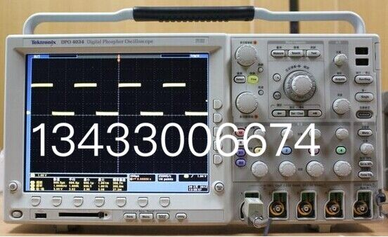 泰克/Tektronix DPO4034 数字示波器 350MHz/2.5GS 泰克数字示波器 泰克数字荧光数字示波器