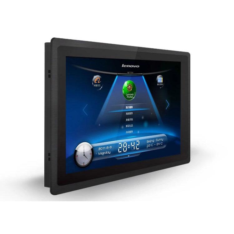 10寸/10.4寸10.4寸工业/工业级显示器一体机/嵌入式显示器一体机/车载显示器一体机 10.4寸工业平板电脑一体机