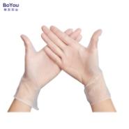 PVC乳胶手套图片