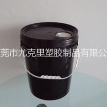 厂家直销18L空压机塑胶桶 pp塑料包装容器润滑油桶 可定制批发