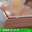 热销推荐 t3紫铜板 广州红铜板 量大优惠