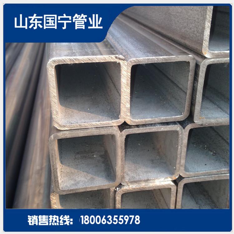 江苏焊接不锈钢方管- 100*100不锈钢方管直销-304不锈钢直缝焊管