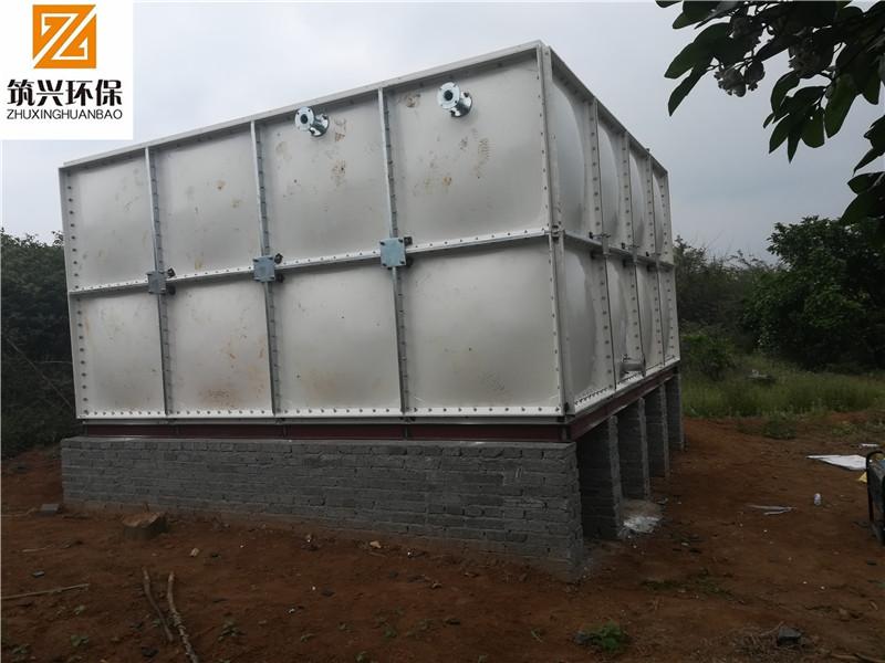 玻璃钢模压水箱价格 玻璃钢水箱价格
