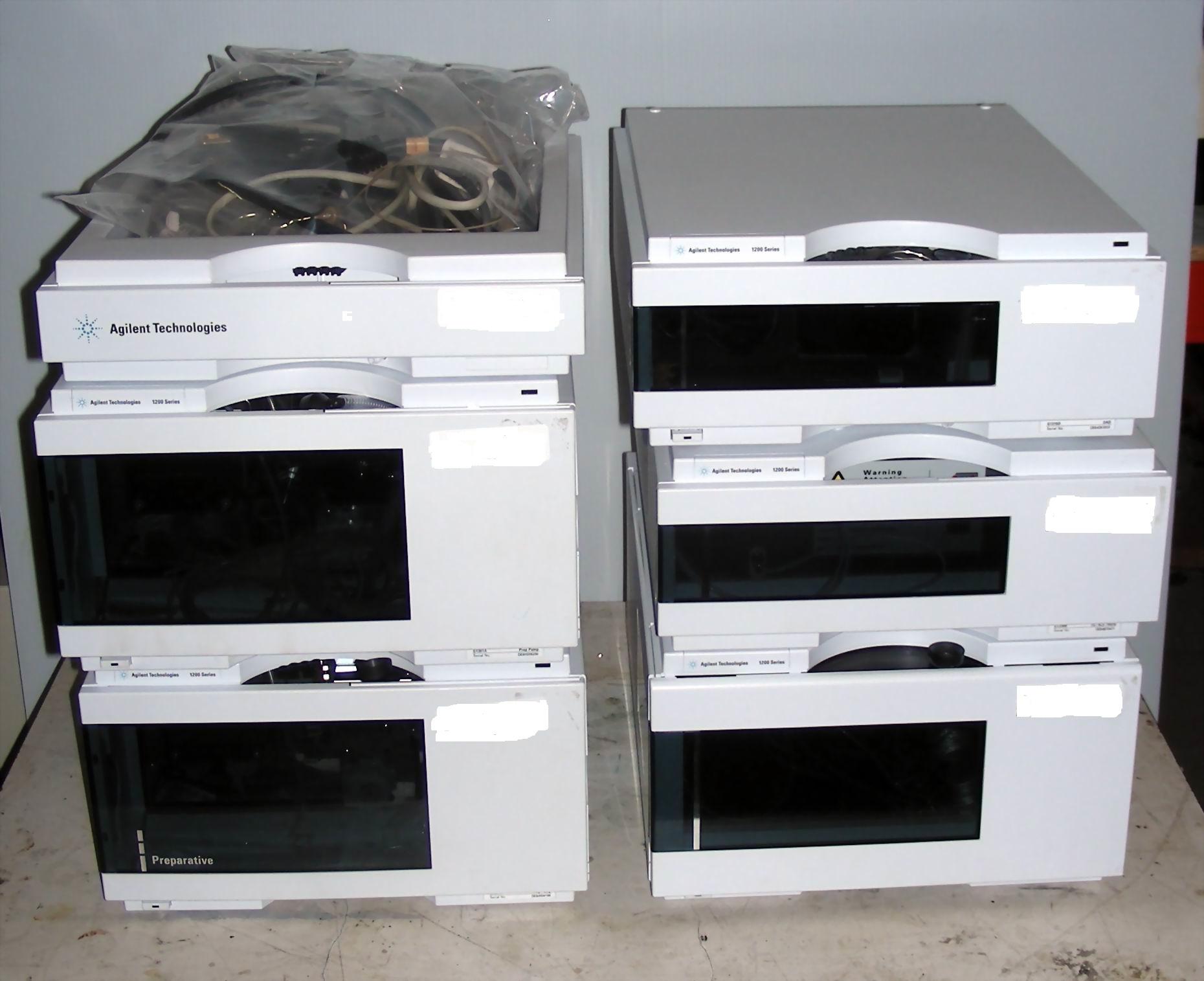 二手现货安捷伦1200系列HPLC 液相色谱仪