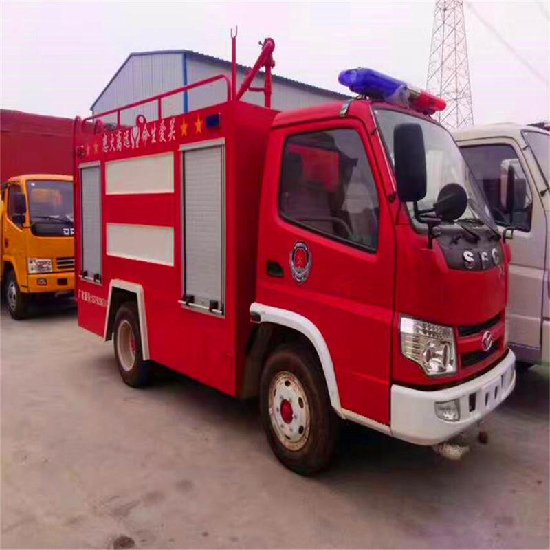 吉林省松原市哪里卖电动三轮消防车  摩托三轮消防车厂家直销