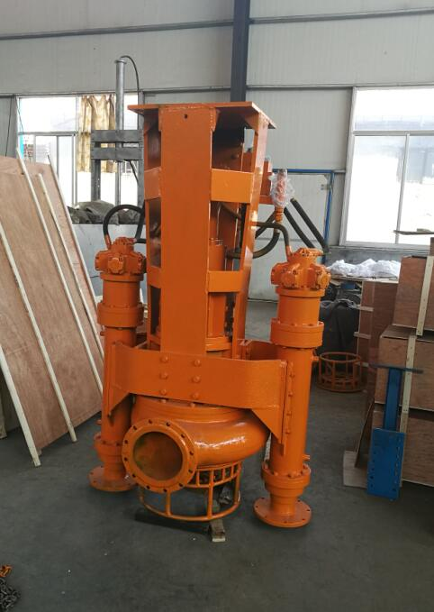挖掘机泥浆泵 挖掘机用液压抽沙泵 挖机配套河道淤泥清理泵 挖机驱动液压渣浆泵