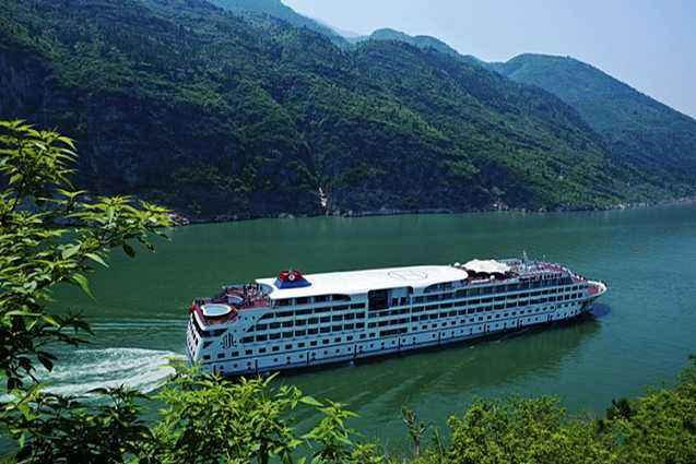 长江三峡黄金游轮价格