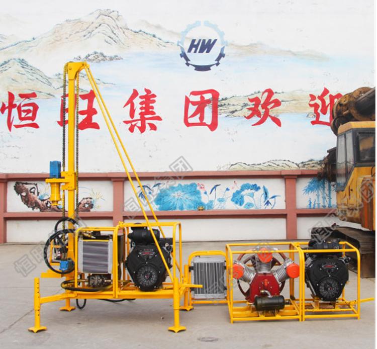 气动山地钻机 可拆卸型山地钻机