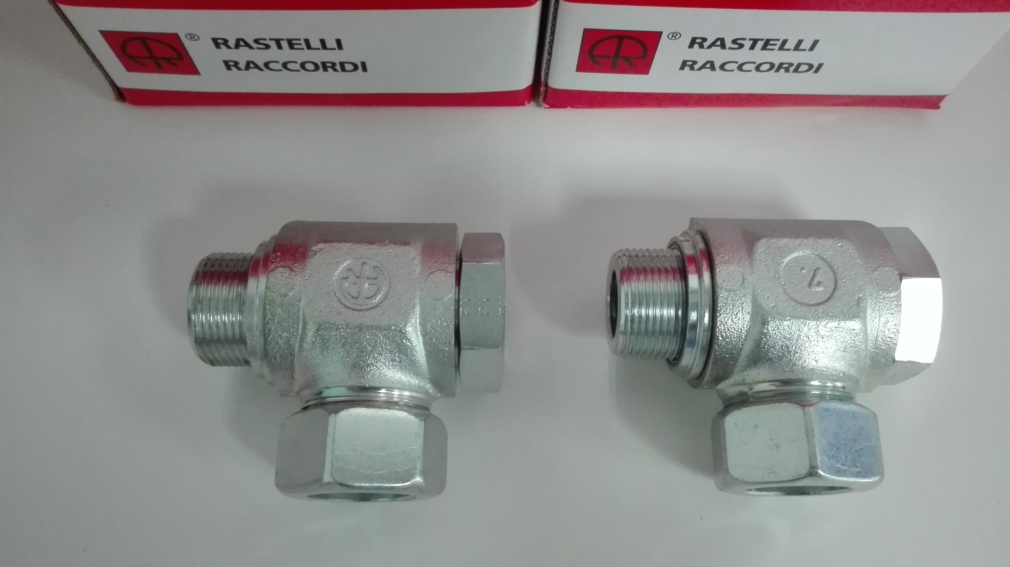 TN111GG 铰接式接头 带ED圈密封 卡套式接头 液压管路连接件