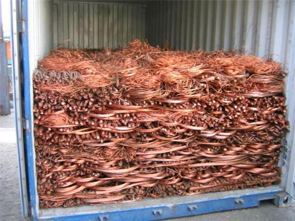 高价回收废铜再生资源回收厂家 紫铜回收