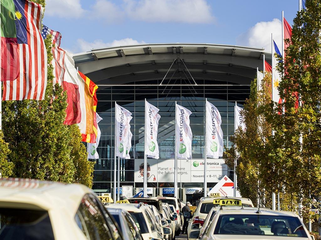 2018年德国Electroni慕尼黑电子元器件展
