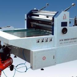 水溶性複膜機 自动水溶性複膜機 珍珠棉複膜機