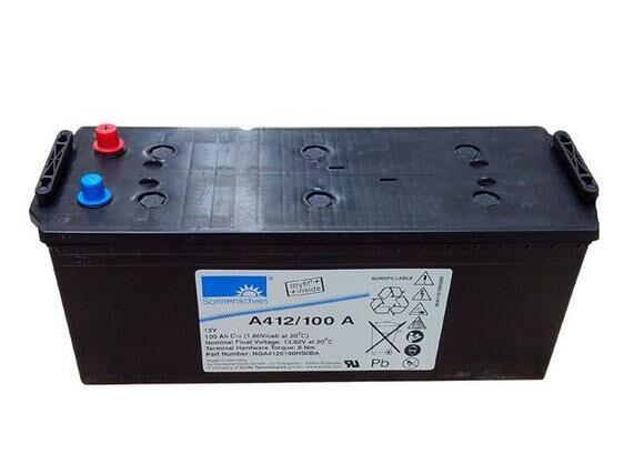 南京德国阳光蓄电池A412/100A 德国阳光蓄电池100AH