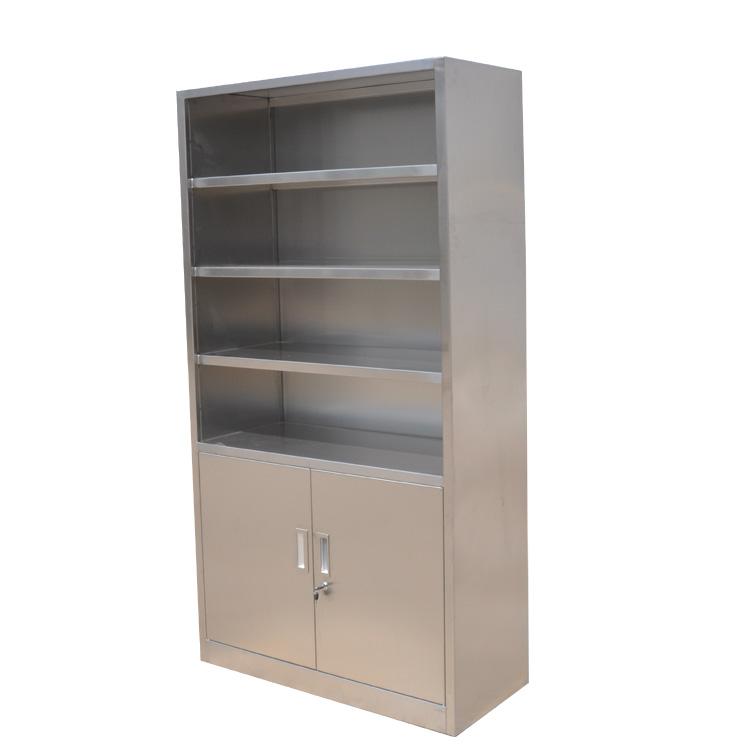 厂家供应不锈钢柜子、不锈钢办公柜 不锈钢文件柜