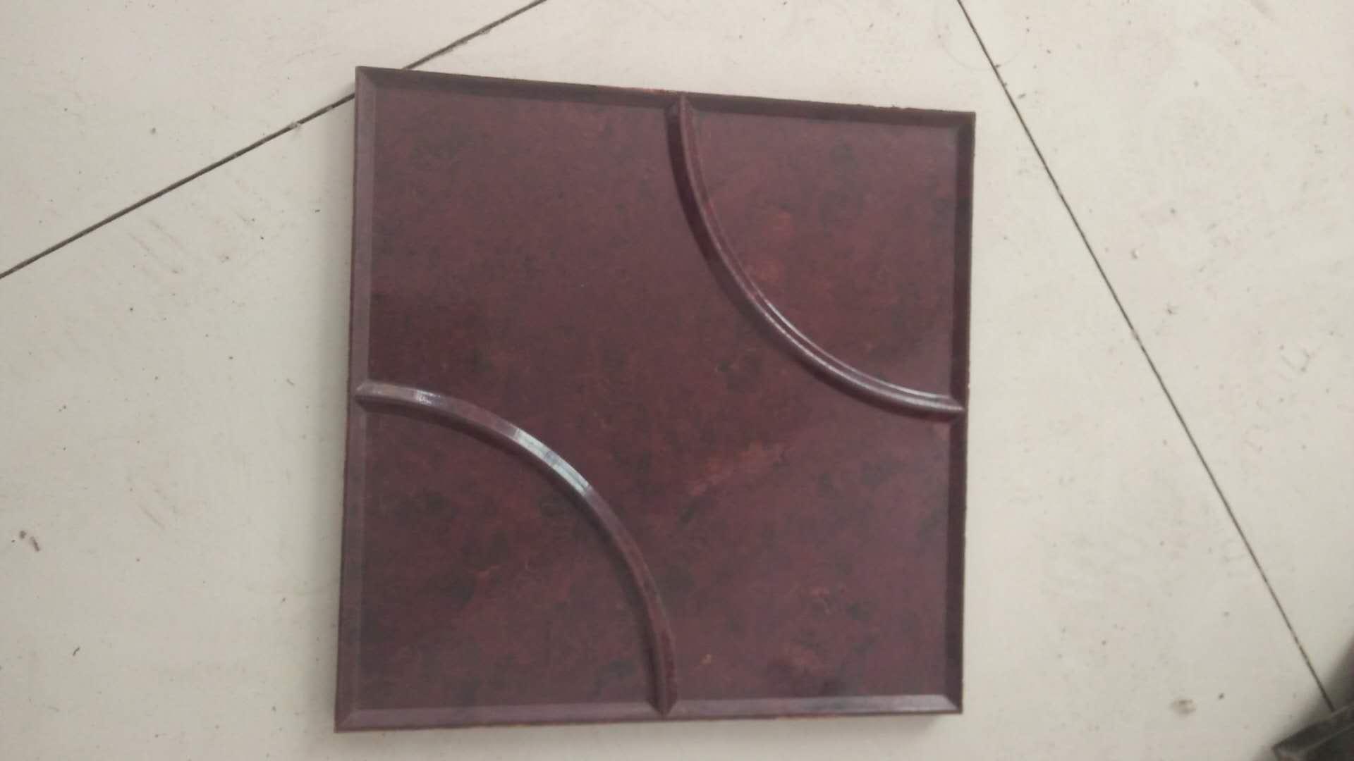 彩砖树脂底板模具