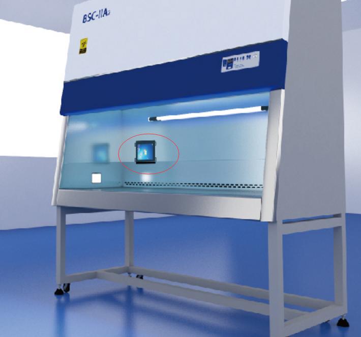 生物安全柜专用嵌入式液晶显示器/工业级平板电脑/安卓平板电脑 生物安全柜专用嵌入式液晶屏显示器