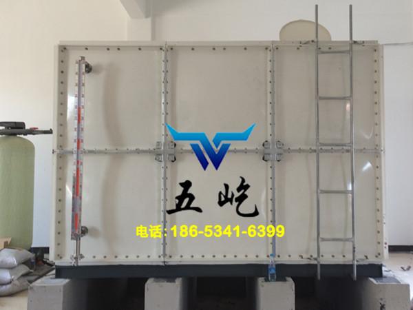 惠州拼装玻璃钢水箱
