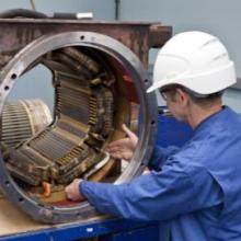 专业市政水务,污水泵站高压电机维修,维护