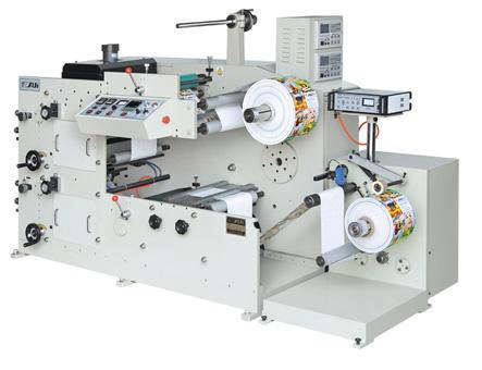 敷料贴全自动圆压圆模切机 敷料贴精密模切机 敷料贴模切机生产厂家