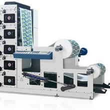 餐巾柔性版印刷机 柔性版印刷机 不干胶印刷机厂 不干胶印刷设备 彩印机