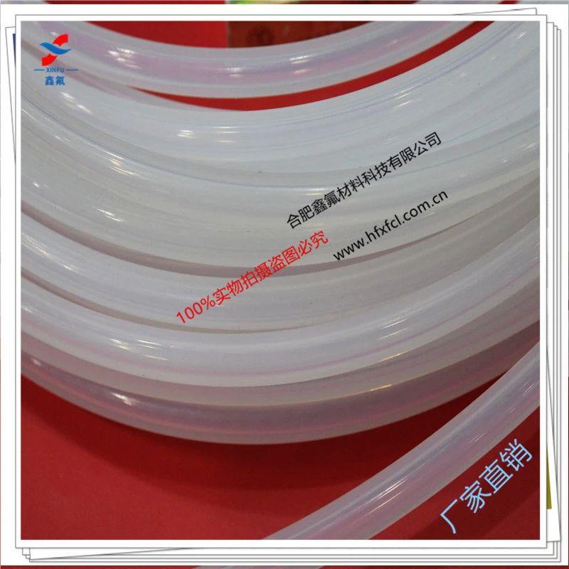 大金料生产PFA油气管,测压管、铁氟龙工程塑料管