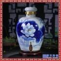陶瓷酒坛图片