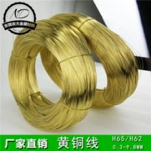 专业生产h59黄铜线价格 黄铜丝软丝 惠州黄铜丝图片