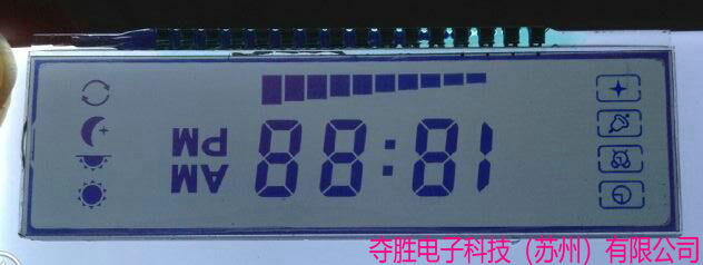 FSTN宽视角液晶屏白底黑字液晶屏