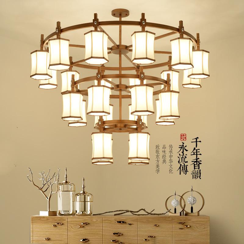 3075新中式灯具