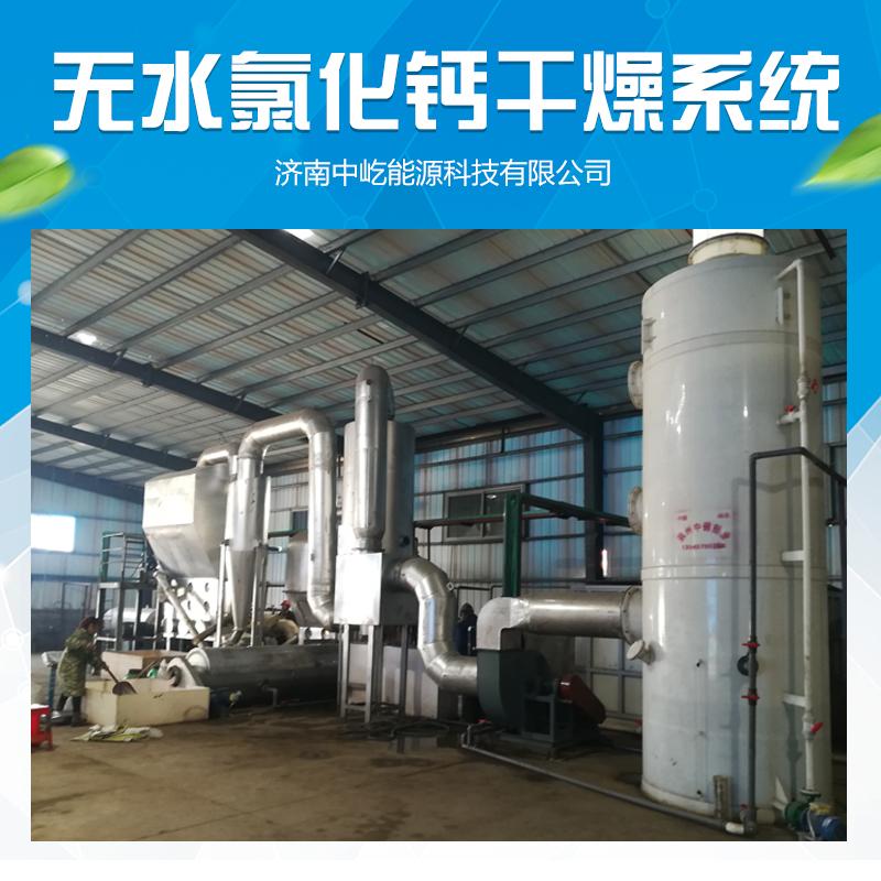 山东厂家直销  供应无水氯化钙干燥系统 工业级 安全稳健 无水氯化钙干燥系统